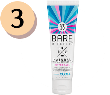 Bare Republic Tinted Mineral Face Lotion