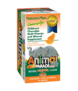 Nature's Plus Source of Life Multivitamin Orange Chewable