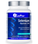 CanPrev Selenium Glycinate 200