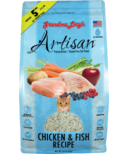 Grandma Lucy's Artisan Chicken & Fish Grain-Free Cat Food Small