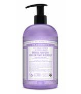 Dr. Bronner's 4-in-1 Sugar Lavender Organic Pump Soap
