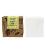 Cocoon Apothecary Citrus Tea Bath Cube