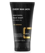 Every Man Jack Shine Control Volcanic Clay Face Wash