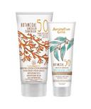 Australian Gold Botanical SPF 50 Mineral Sunscreen Face & Body Bundle