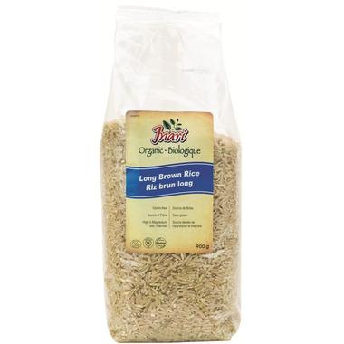 Inari Organic Long Brown Rice
