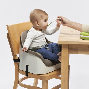 OXO Tot Nest Booster Seat Taupe