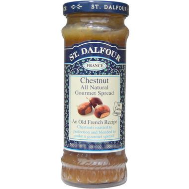 St. Dalfour Deluxe Spread Chestnut