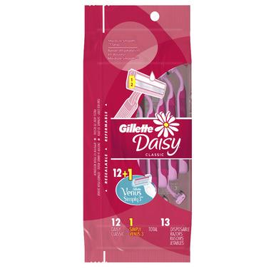 Gillette Daisy Classic Disposable Razors