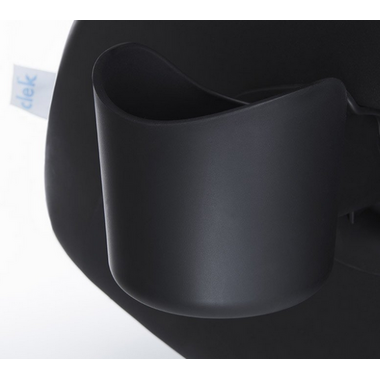 Clek Drink-Thingy Cup Holder for Foonf & Fllo Black