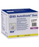 BD Autoshield DUO 30G 5mm Safety Pen Needle