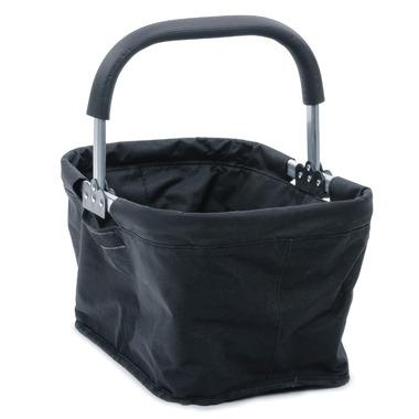 RSVP Market Basket Black