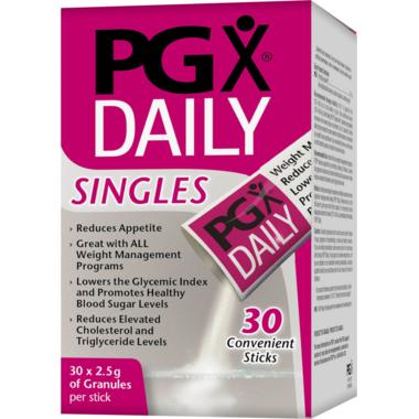 PGX Daily Singles