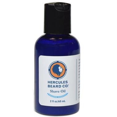 Hercules Beard Co. Shave Oil