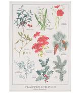 Now Designs Tea Towel Winter Botanicals