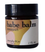 Murphy & Jo Candle Co. Babe Balm Coconut