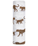 aden + anais Classic Swaddle Hear Me Roar Lead the Way