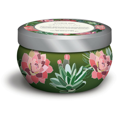 Studio Oh! Scented Candle Bamboo & White Floral