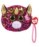 Ty Fashion Fantasia The Unicorn Sequin Wristlet