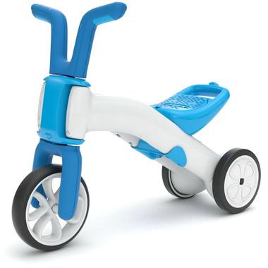 Chillafish Bunzi 2-in-1 Gradual Balance Bike Blue