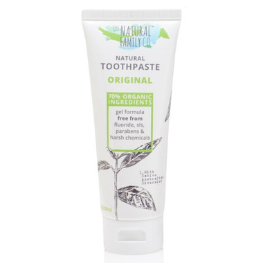 The Natural Family Co. Original Toothpaste