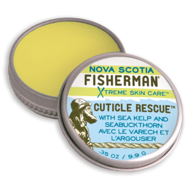 Nova Scotia Fisherman Cuticle Rescue