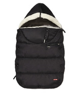 Skip Hop Black Stroll & Go Three Season Footmuff Toddler