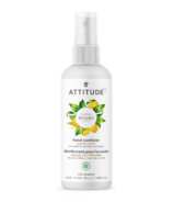 ATTITUDE Super Leaves Hand Sanitizer Lemon Leaves