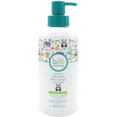Baby Boo Bamboo Natural Baby Lotion Unscented