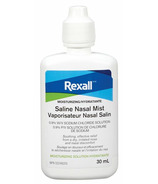 Rexall Moisturizing Saline Nasal Mist