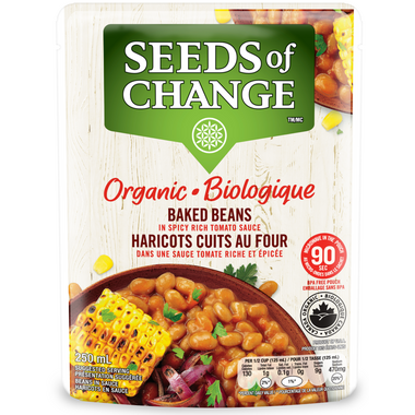 Seeds of Change Baked Beans in Spicy Rich Tomato Sauce