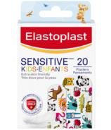 Elastoplast Adhesive Bandages for Sensitive Skin Kids
