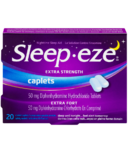 Sleep-Eze D Extra Strength