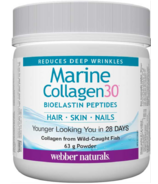 Webber Naturals Collagen30 Marine Powder