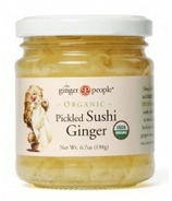 The Ginger People Organic Pickled Sushi Ginger