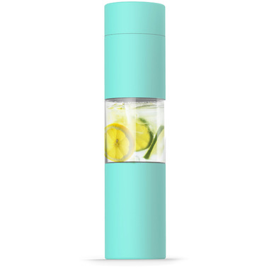 Asobu Flavour U See Insulated Stainless Steel Bottle Mint