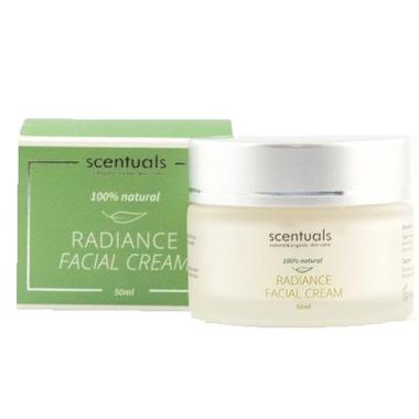 Scentuals Radiance Facial Cream