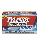 Tylenol Body Pain Extra Strength Night Caplets