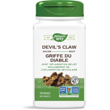 Nature\'s Way Devil\'s Claw Root