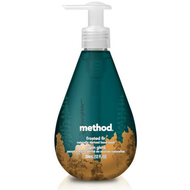 Method Gel Hand Wash Frosted Fir