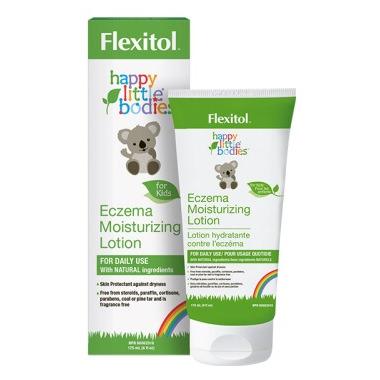 Flexitol Happy Little Bodies Kids Eczema Moisturizing Lotion
