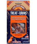 Lick Your Chops Treat-Umms Chicken & Sweet Poptato Wraps Dog Treats