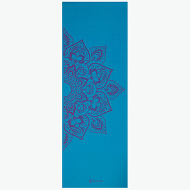 Gaiam Sol Studio Select Mandala Sticky-Grip Yoga Mat 5 mm
