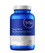 Multivitamines Supreme pour personnes de 50 ans et plus de SISU