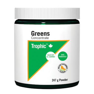 Trophic Greens Concentrate Powder