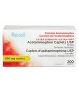 Rexall Acetaminophen 500mg