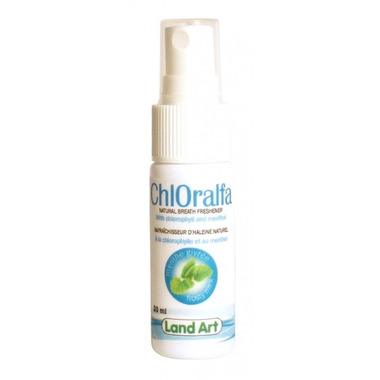 Land Art ChlOralfa Breath Freshener