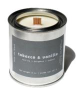 Mala The Brand Soy Candle Tobacco & Vanilla