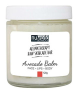 Nuworld Botanicals The Blending Bar Cold-Pressed Whipped Avocado Balm