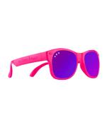 ro sham bo baby Kelly Kapowski Toddler Shades Pink and Mirrored Purple
