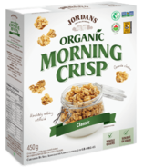 Jordans Morning Crisp Organic Classic Cereal